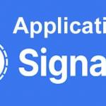 Application Signal Avis